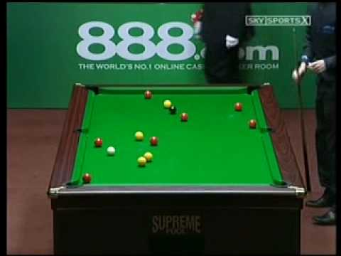 World Eightball Pool Championships 2005 - Final Frame