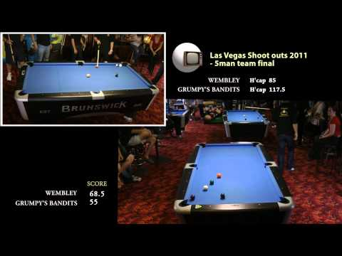Las Vegas Shoot outs 2011 - 5man team final.mp4