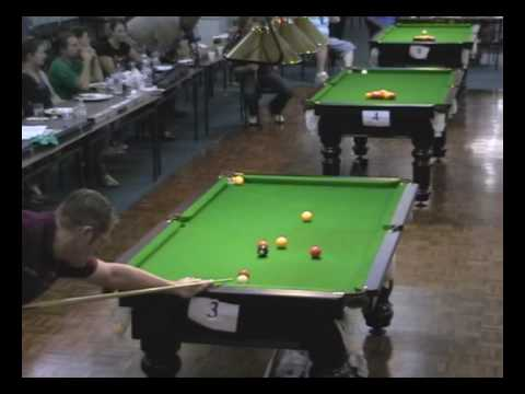 Geelong Open 8ball 2009 Semi Final