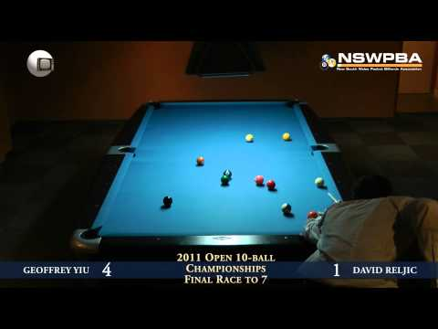 2011Open10ball Championship