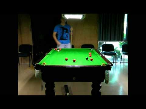 Townsville 8ball Open 2010 Dane Beeton 4-1 Darryl James