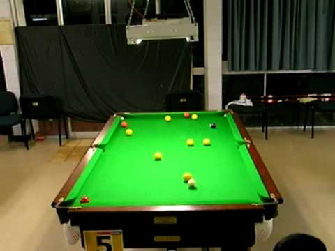 QLD 8 Ball Final 2010 - Beeton 2-0 Kitchener