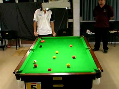 QLD 8 Ball Final 2010 - Beeton 4-2 Kitchener