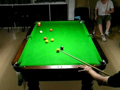 Townsville 8ball Open 2010 Brent Read 4-1 Chris Bingley