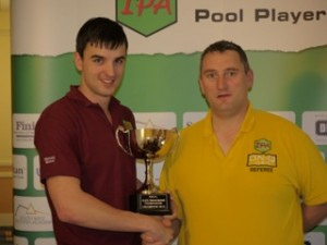 Simon takes the re-wards in JLEC amateur event