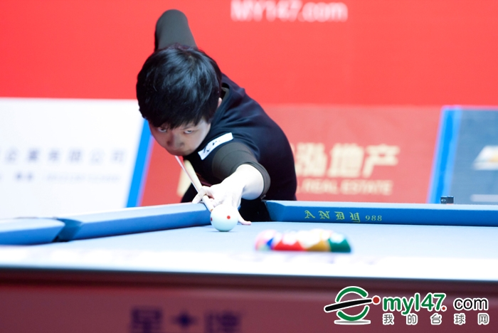 Bi Zhu-Qing – Womens World 9-Ball Champion 2011
