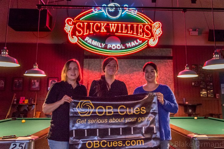 Nicole Keeney Grabs 1st Place at Slick Willie's Austin
