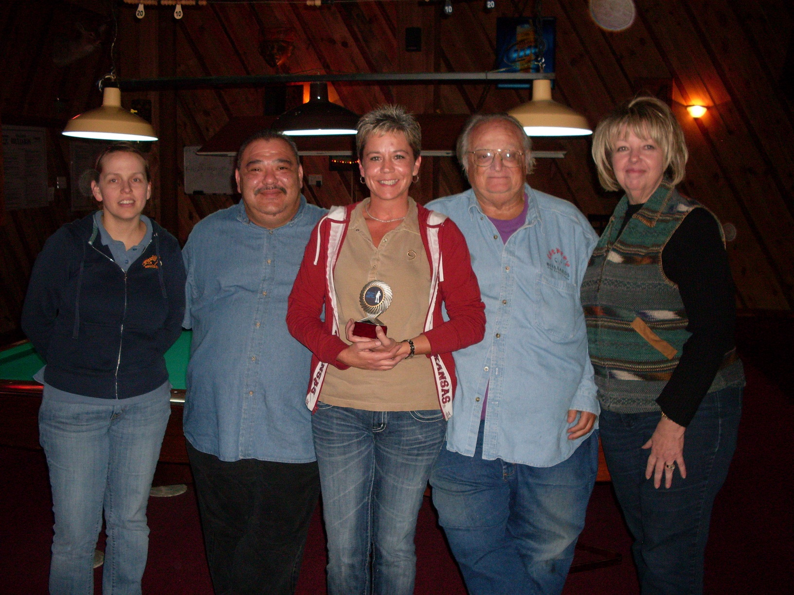 Oops… She Did It Again – Lisa Marr – 4-Time OB Cues Ladies Tour Champion!