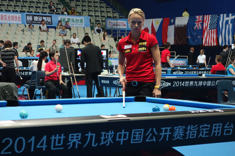 WPA China Open 2014 in Shanghai