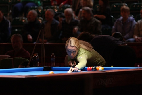 WPBA Masters 2012