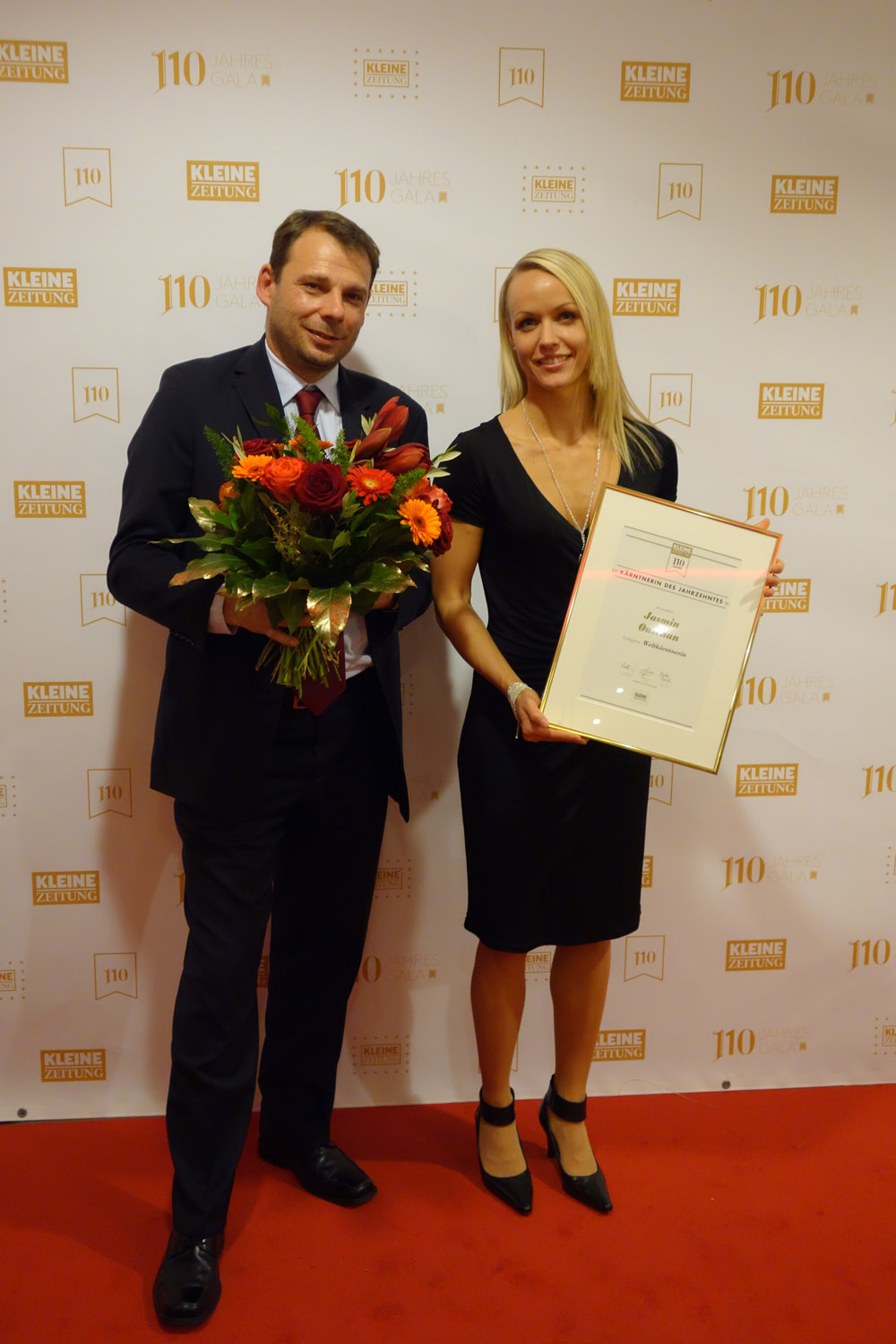 Kleine Zeitung 110 years celebration