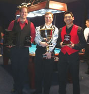 APA League Operator Wins 2011 World Artistic Pool Championship