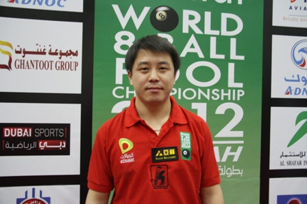 World 8-Ball Championships Heads to Final Day