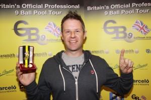 Mark Gray Challenge Cup Winner