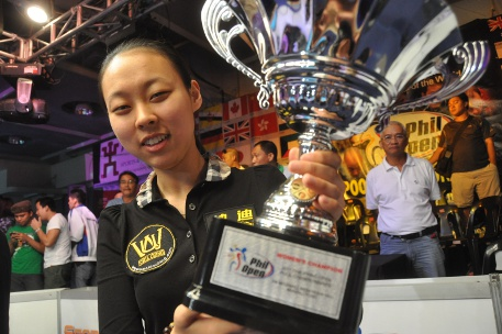 China's Siming Chen Completes Team East