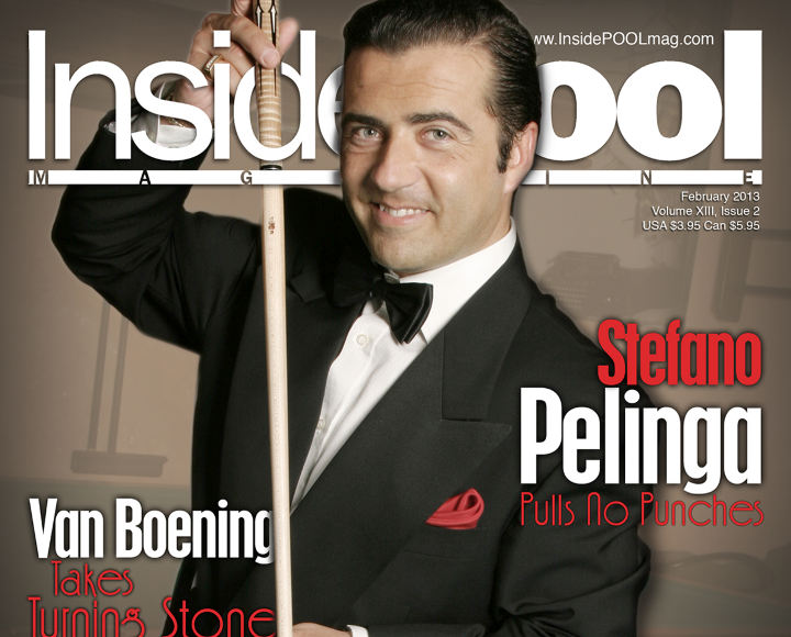 February 2013 Issue of Billiards Magazine Released for Free