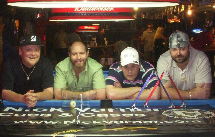 Blitch Blazes Through Great Southern Billiards Field
