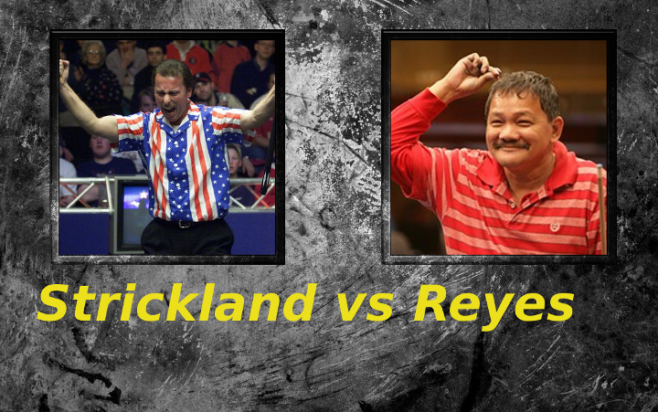 Reyes Versus Strickland Challenge Match to be Live Streamed