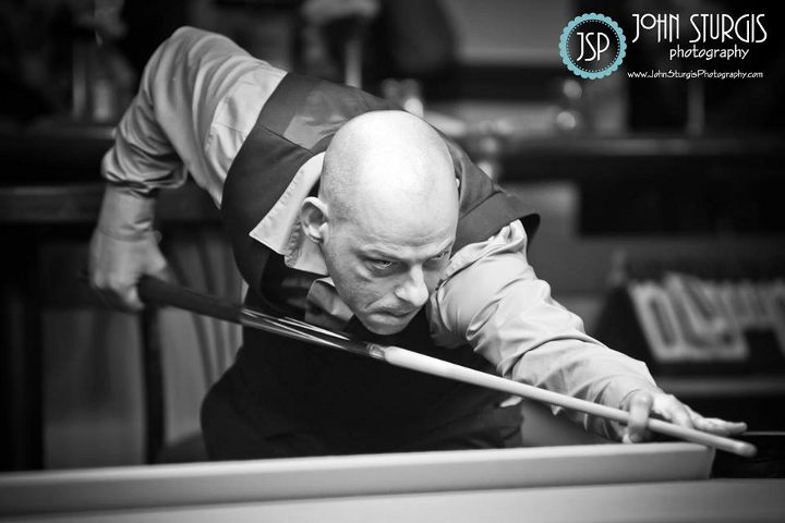 UK's Appleton #1 Seed into Second Stage of the World Tournament 14.1