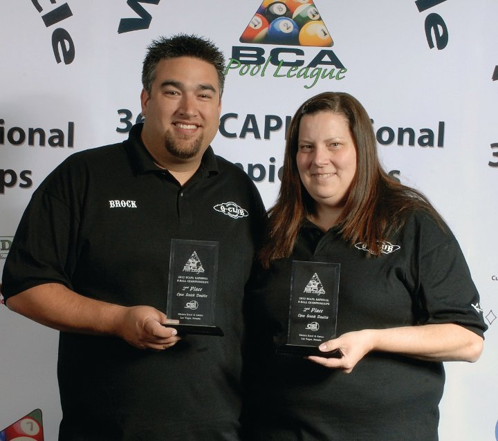 Dynamic Duos Crowned Winners at the 36th BCAPL National Championships
