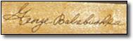 George Balabushka GB-8 American Pool Cue