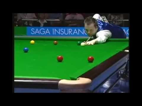 The best 5 breaks in all snooker history
