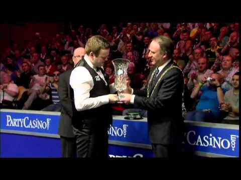 The changing face of snooker. UK SNOOKER CHAMPIONSHIP 2011