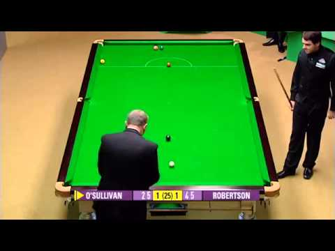 Ronnie O'Sullivan vs Neil Robertson [ Frame 1 - 4 ] - World Snooker Championship 2007