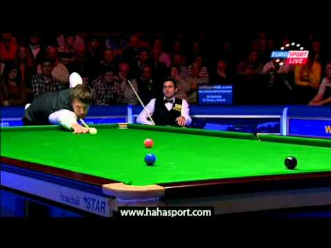 2011 UK Championships Snooker - Judd Trump vs Ronnie O'Sullivan (Frame 9 - Frame 11)