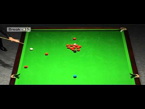 Neil Robertson v Chris Henry - 2008 Belgian Snooker Open