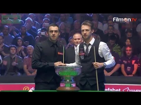 Ronnie O'Sullivan v Judd Trump Final Champion of Champions Full Match HQ