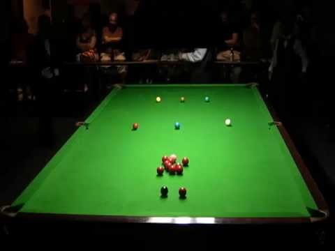 Alex Pagulayan Vs John Everekian Snooker SF PT 1