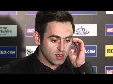 Ronnie O'Sullivan contemplates retirement as he reaches Betfred World Snooker Championship final