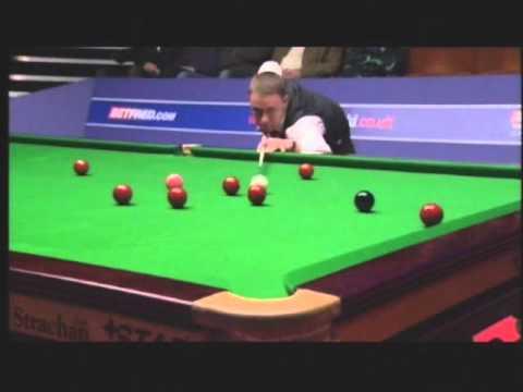 World Snooker Championship 2012 - (BBC) Stephen Hendry 147