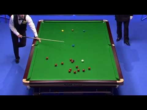 2011 Snooker UK Championship R2 Ronnie O'Sullivan vs Judd Trump Full Game