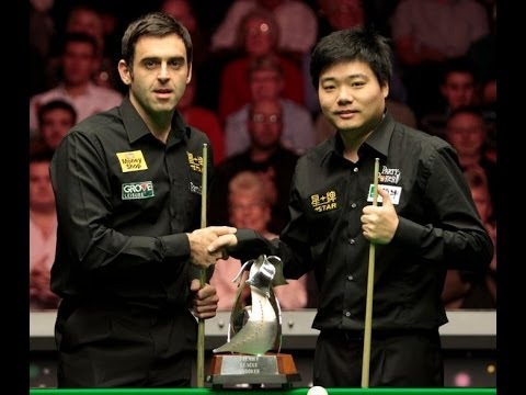 Snooker Welsh Open 2014 Final Ronnie O'Sullivan vs Ding Junhui last session