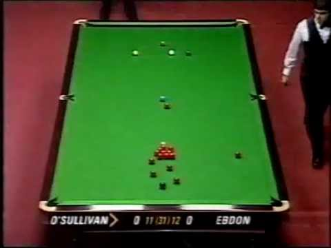 1996 World ( snooker ) Semi Final 24