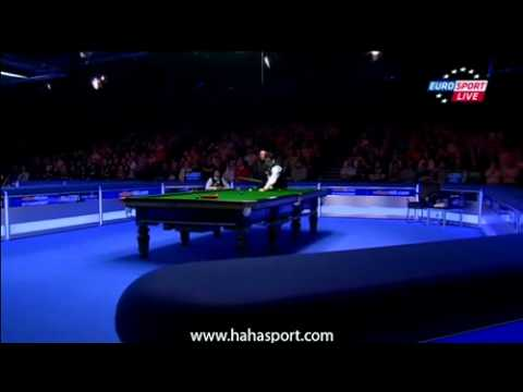 2011 UK Championships Snooker - Judd Trump vs Ronnie O'Sullivan (Frame 1 - Frame 4)