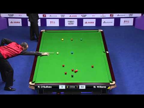 Snooker International Championship 2014 QF Ronnie O'Sullivan vs Mark Williams
