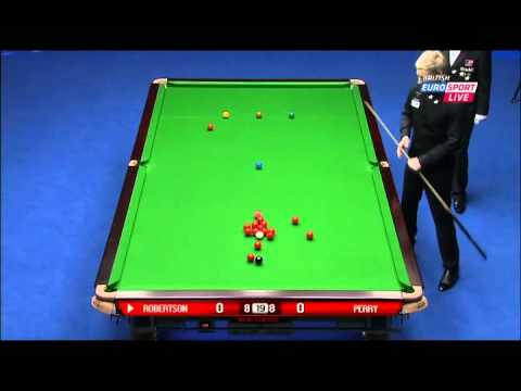 Snooker 2014 Wuxi Classic Final - Robertson vs Perry (Part 2 of 2)