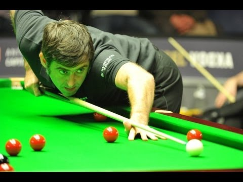 Best of snooker! All in one frame, Ronnie O'sullivan vs Mark Selby PTC Final 2. Frame