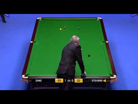 Ronnie O'Sullivan vs Judd Trump (Full Game) - 2011 Snooker UK Championship