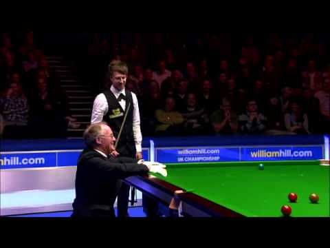 The Barbican's bonanza of bizarre and beautiful snooker.. UK SNOOKER CHAMPIONSHIP 2011.