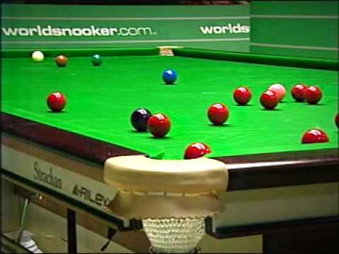 Ten Snooker shots