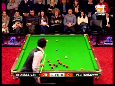 Snooker -- Exhibition in Bulgaria - 2011 December (1/5)