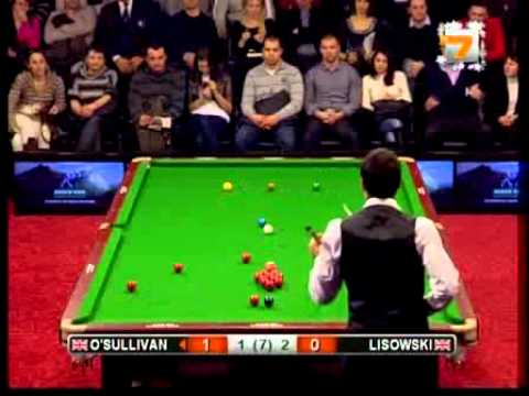 Snooker -- Exhibition in Bulgaria - 2011 December (3/5)