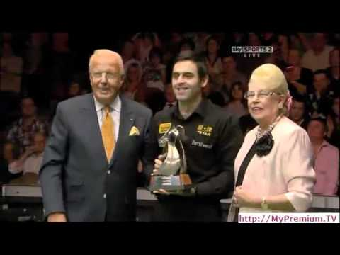 2011 Premier League Snooker - Final - O'Sullivan vs. Ding - 6 of 6