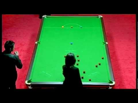 Snooker Legends presents Ronnie O'Sullivan's 147 - Croydon, June 17th 2012
