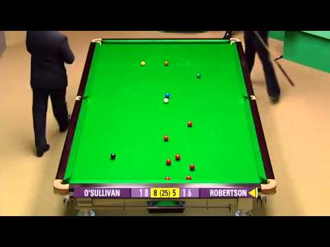 Ronnie O'Sullivan vs Neil Robertson [ Frame 13 - 16 ] - World Snooker Championship 2007