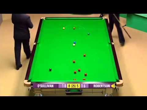 Ronnie O'Sullivan vs Neil Robertson [ Frame 13 - 16 ] - World Snooker Championship 2007